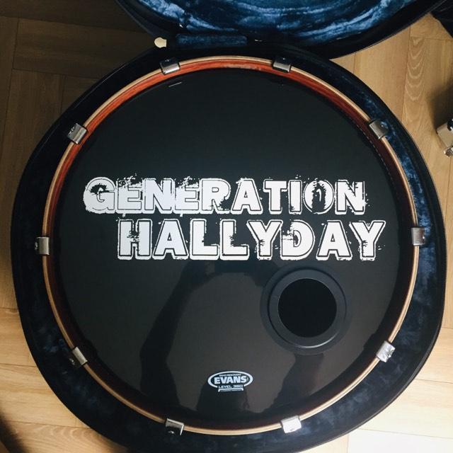 G Hallyday