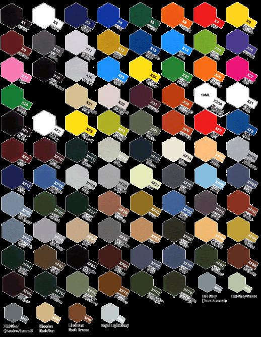 couleur HOLZ