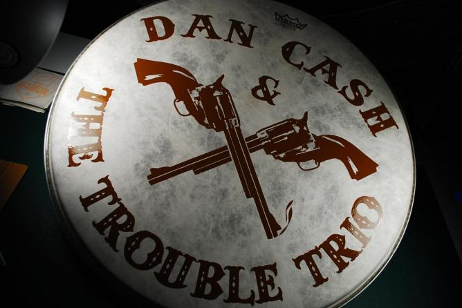 Dan Cash + the trouble trio