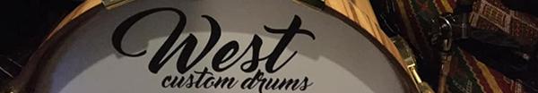 WEST custom DRUM